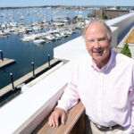 TOURISM CHAMPION: Evan Smith has been the CEO and president of Discover Newport since 2005, and in that time he has helped build tourism for the City by the Sea in the offseason, expanded the conference and events market, broadened the cruise ship market and increased visits from international travelers. / PBN FILE PHOTO/ELIZABETH GRAHAM