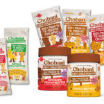 ONE HUNDRED PERCENT of profits from a new product line from Chobani, called the Ends Child Hunger Product Family, will be donated to North Kingstown-based nonprofit Edesia Nutrition. / COURTESY CHOBANI