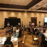 PROVIDENCE BUSINESS NEWS recognized Thursday the 2021 Leaders & Achievers honorees at the Crowne Plaza Providence-Warwick. / PBN PHOTO/JAMES BESSETTE