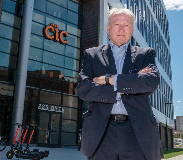 5Q: John SimmonsPresident, Rhode Island Business Coalition / PBN PHOTO/MICHAEL SALERNO
