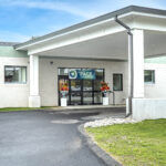 PACE Organization of Rhode Island opened its new combination headquarters, health clinic and adult day center on Thursday morning at 10 Tripps Lane in East Providence, a 60,000-square-foot building that was formerly a bank operations office. / COURTESY PACE-RI