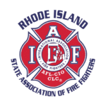 The Rhode Island State Association of Fire Fighters is fighting in state superior court for a temporary restraining order against the state's health care employee vaccine mandate. / COURTESY RHODE ISLAND STATE ASSOCIATION OF FIRE FIGHTERS