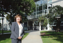 Diane C. Fournaris in July was named state director for the R.I. Small Business Development Center at the University of Rhode Island. She previously served as associate state director of the program. / PBN PHOTO/ELIZABETH GRAHAM