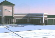 A NEW SELF-STORAGE FACILITY with 720 units is being planned at 850 Manton Ave. by property owner Calvi Realty Co Inc. and its business partner, Bluedog Capital Partners LLC, a boutique real estate firm based in downtown Providence. / COURTESY PROVIDENCE CITY PLAN COMMISSION