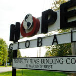HOPING FOR A TURNAROUND: With some suppliers and customers having gone out of business recently, CEO Cheryl Merchant says sales are down at Hope Global, which employs more than 300 in Cumberland. /