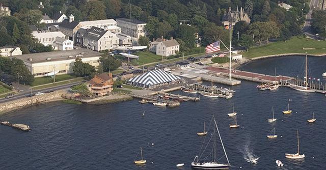 Dyer Jones will be the new CEO of Herreshoff Marine Museum in Bristol. /