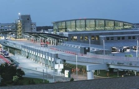 T.F. GREEN AIRPORT posted an increase in passenger traffic in May, which helped it get further into positive numbers for the year. / COURTESY OFFICE OF THE R.I. SECRTARY OF STATE