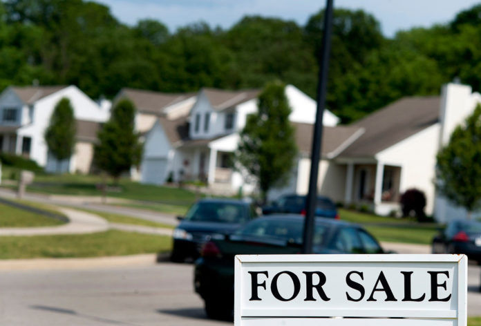 PROVIDENCE METRO-AREA home prices increased 2.9 percent in June over a year earlier, according to Jacksonville, Fla.-based Lender Processing Services.  / BLOOMBERG NEWS FILE PHOTO/TY WRIGHT