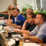 """TECH COLLECTIVE HAS issued a call for employers willing to host participants of the organization's IT training program, """"IT On Demand."""" Above, participants from the inaugural IT On Demand class that graduated in December 2013. / PBN FILE PHOTO/MICHAEL PERSSON"""