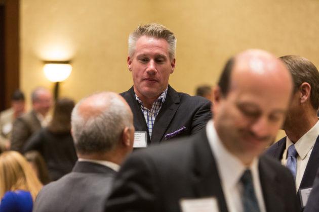 Mark Sweeney, Aon Risk Solutions / Rupert Whiteley