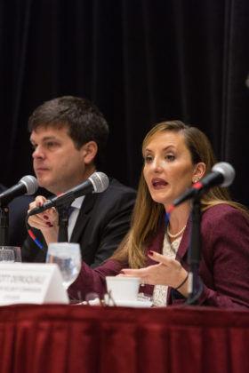 Francesca Spidalieri, Salve Regina University's Pell Center / Rupert Whiteley