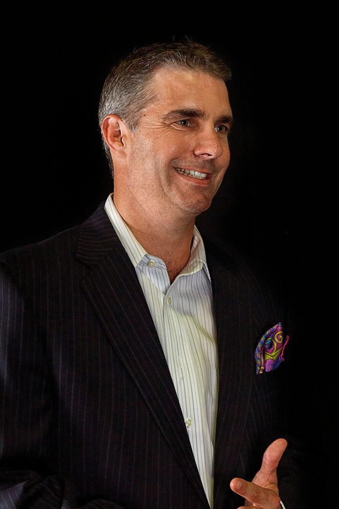 TODD GRANT is co-founder and president of SquadLocker Inc. / COURTESY SQUADLOCKER