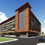 Garrahy Courthouse Parking Garage