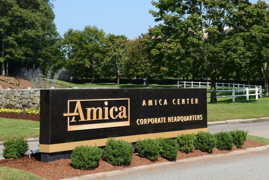 AMICA MUTUAL INSURANCE CO. was awarded the top ranking in the United States for overall customer satisfaction for homeowner insurance. / COURTESY AMICA MUTUAL INSURANCE CO.