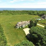 OCEAN MEADOW, a water-view home at 95 Old Boston Neck Road in Narragansett overlooking fields and the Beavertail Lighthouse, has sold for $1.85 million, the highest price in the town so far this year. / COURTESY LILA DELMAN REAL ESTATE INTERNATIONAL