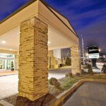 JOHNSON & WALES Univesity sold the property at 2081 Post Road, Warwick, which is the site of the Radisson Hotel Providence Airport and a Legal Sea Foods, to Pinnacle Hotel Management for $7.5 million. The university also transferred ownership and management of the hotel to Pinnacle. / COURTESY RADISSON