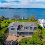 A BEACHFRONT HOME at 229 Seaside Drive in Jamestown sold recently for $1.48 million. / COURTESY LILA DELMAN REAL ESTATE INTERNATIONAL