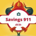 """OCEAN STATE JOB LOT will hold its 10th annual """"Savings 911"""" discount week from March 22-28, providing first responders and public safety professionals with a 25 percent discount. / COURTESY OCEAN STATE JOB LOT"""