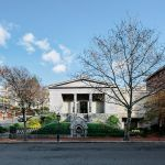 THE PROVIDENCE ATHENÆUM has received $346,782 to replace two of its roofs / COURTESY PROVIDENCE ATHENÆUM /CAT LAINE