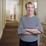 CHANGE AGENT: Chief Human Resources Officer Tammy Lederer has seen Brown Medicine through a lot of growth. / PBN PHOTO/RUPERT WHITELEY