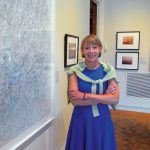 """ACCOMPLISHED: Among Norah Diedrich's many accomplishments as executive director of the Newport Art Museum are creating a new position of director of community engagement and implementing two successful programs, """"Art After Dark"""" and """"Second Saturdays,"""" since joining the museum in April 2015. / PBN FILE PHOTO/PAUL E. KANDARIAN"""