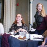 TRIBAL OUTLOOK: On Jan. 19, TribalVision held its annual retreat at NYLO Hotel in Warwick to review its 2017 accomplishments and goals for 2018. / COURTESY TRIBALVISION
