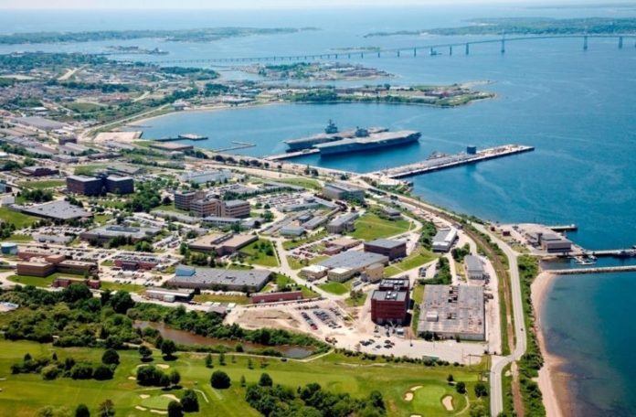 THE NAVAL UNDERSEA Warfare Center has reached a three-year OT agreement with the Middletown-based Undersea Technology Innovation Consortium that is estimated to award at least $20 million annually for the purpose of prototyping various undersea warfare technologies. The deal can be extended for up to 10 years. / COURTESY NAVAL UNDERSEA WARFARE CENTER