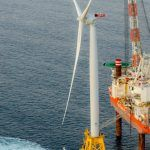 DEEPWATER WIND has adopted new procedures designed to prevent damage to fishing gear by its offshore wind farms. / COURTESY DEEPWATER WIND