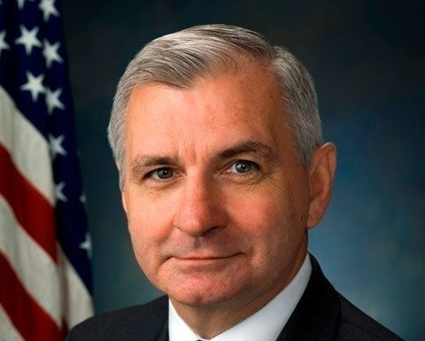 SEN. JACK F. REED announced that two organizations have received a combined $609,000 to provide occupational training, job-placement assistance, and other key employment services to homeless veterans in Rhode Island. / COURTESY OFFICE OF SEN. JACK F. REED