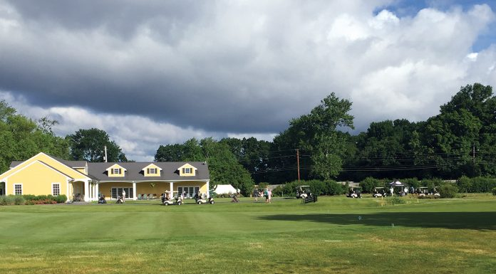 UNIQUE PARTNERSHIP: Agawam Hunt country club in East Providence, pictured, was able to exit Chapter 11 bankruptcy in large measure thanks to a conservation easement purchased by The Nature Conservancy, with the funding provided by $2 million in donations. / COURTESY AGAWAM HUNT