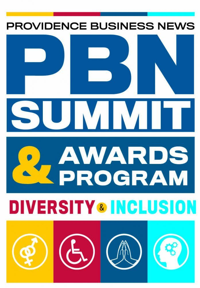 THE PROVIDENCE BUSINESS NEWS Summit and Awards Program on Diversity & Inclusion will be held at the Crowne Plaza Providence-Warwick on Dec. 5. The event will be the newspaper's first awards ceremony devoted to the topic.
