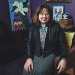 Since coming to Adoption Rhode Island almost 20 years ago, Darlene Allen has been a strong voice in the community for those the agency serves. She's also helped develop counseling and healing-arts services for thousands of children in foster care. / PBN PHOTO/RUPERT WHITELEY