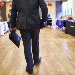 U.S. PAYROLLS increased by 312,000 in December. / BLOOMBERG NEWS FILE PHOTO/GABBY JONES