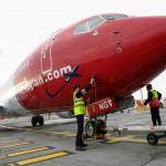 NORWEGIAN AIR Shuttle is raising $353 million in a rights issue underwritten by investors including shipping magnate John Fredriksen. / BLOOMBERG NEWS FILE PHOTO/SIMON DAWSON