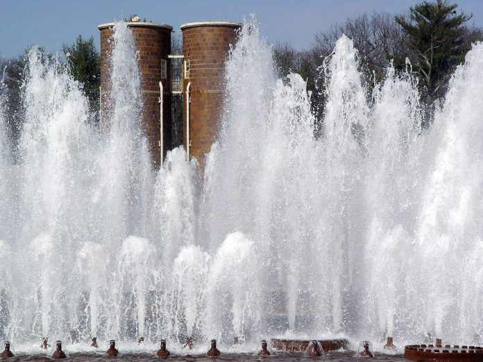 ZOMBIE LEGISLATION: Despite being rejected two years ago by the General Assembly, the city has again proposed monetizing the water it owns to help it pay down long-term obligations to employees.  / COURTESY PROVIDENCE WATER SUPPLY BOARD