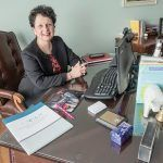 SUCCESSION CONSULTANT: Janice DiPietro, CEO of Exceptional Leaders International, is a consultant on succession for family-owned businesses. She recommends ownership changes be planned several years in advance.  / PBN PHOTO/MICHAEL SALERNO