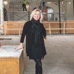 TUNI SCHARTNER has been hired as executive director for Venture Cafe Providence. / PBN FILE PHOTO/DAVE HANSEN