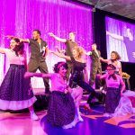 """DANCERS PERFORM a number from the musical """"Grease"""" during The Miriam Hospital annual gala and auction on May 11 at the Wheeler School in Providence. / COURTESY THE MIRIAM HOSPITAL"""