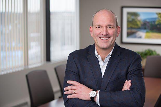 LUKE EBERSOLD has been named blumshapiro's Rhode Island office managing partner. / COURTESY BLUMSHAPIRO