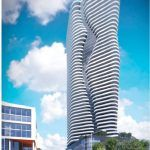 GETTING A BOOST: As the 2019 session of the Rhode Island legislature comes to an end, the fiscal 2020 budget includes an expansion of potential incentives for the luxury residential Hope Point tower, to be built ON former Interstate 195 land in Providence. / COURTESY THE FANE ORGANIZATION