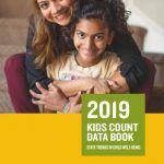RHODE ISLAND RANKED No. 19 in the nation for child well-being in the 2019 Kids Count data book. / COURTESY KIDS COUNT