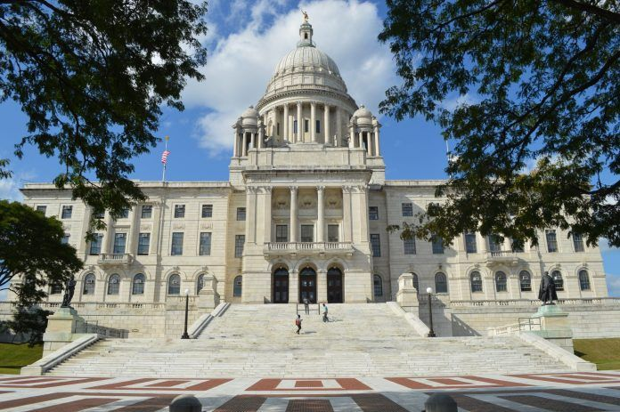 THE R.I. GENERAL ASSEMBLY has passed a $10 billion budget for fiscal year 2020. / PBN FILE PHOTO/NICOLE DOTZENROD