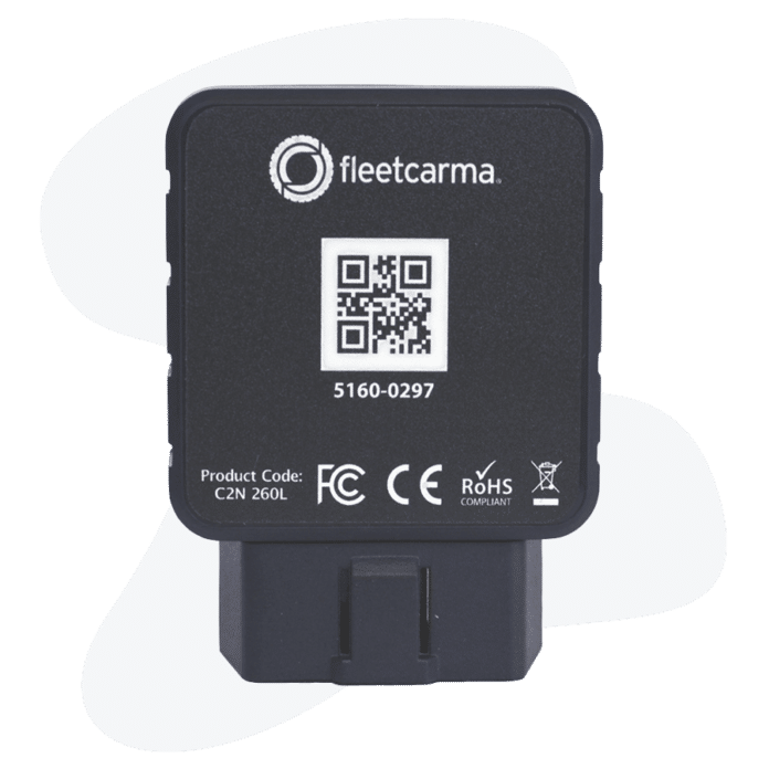 """ELECTRIC-VEHICLE owners who participate in the National Grid SmartCharge Rhode Island study receive a C2 device made by FleetCarma. The company's website describes it as being """"like a fitness monitor for your car.""""/COURTESY FLEETCARMA"""
