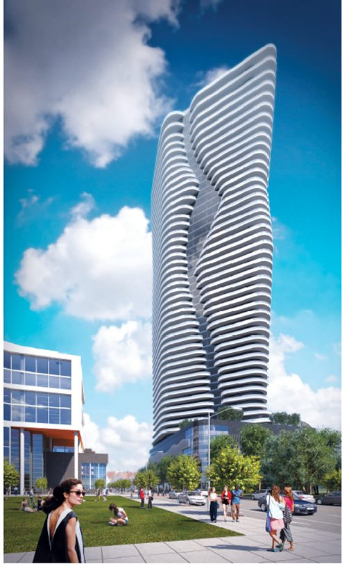 THE DEVELOPER of the Hope Point tower and the I-195 District Commission have reached a new deadline for the city tax incentive application. / COURTESY THE FANE ORGANIZATION