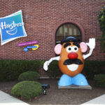 HASBRO WAS NAMED among the top 100 companies in the country by Working Mother. / COURTESY HASBRO INC.