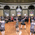 MASQUERADE BALL: Dancers perform a routine during last year's Masquerade Ball hosted by the Sojourner House. The organization will hold this year's event Nov. 15 at the Graduate Providence in Providence. / COURTESY SOJOURNER HOUSE