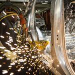 U.S. MANUFACTURING dropped 0.6% in October. / BLOOMBERG NEWS FILE PHOTO/MATTHEW BUSCH