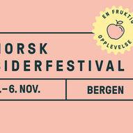 Norsk Siderfestival 2021 - inngangsbilletter og informasjon
