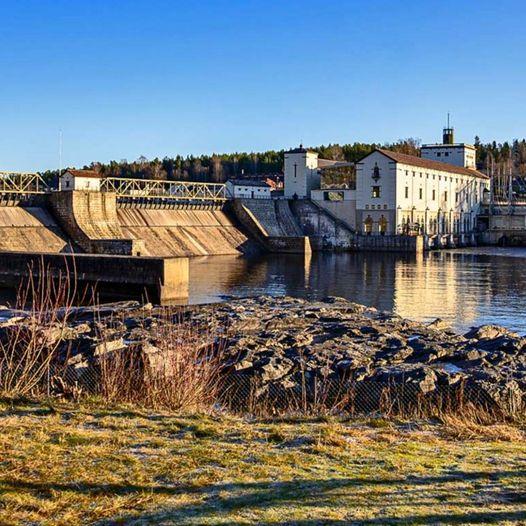 Glommalangs fra Rånåsfoss til Bingsfoss