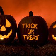 Halloween på Skau
